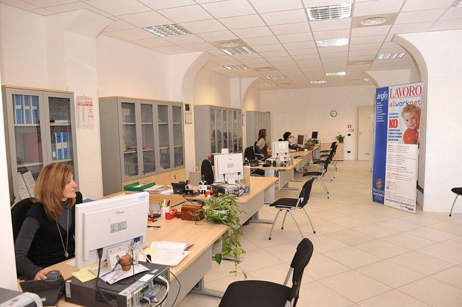 Nuovo Ufficio Collocamento : Inaugurato il nuovo centro per l impiego di via magnocavallo