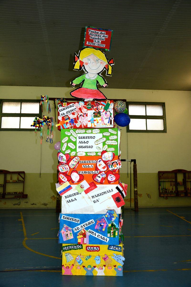 Un totem per i diritti dei bambini - Totem palo modelli per bambini ...