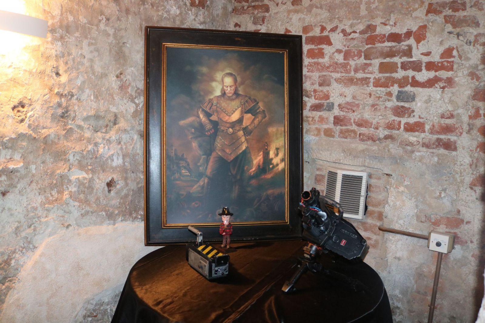 Castello Di Cartone Art Attack : Inaugurata casale comics & games 2018